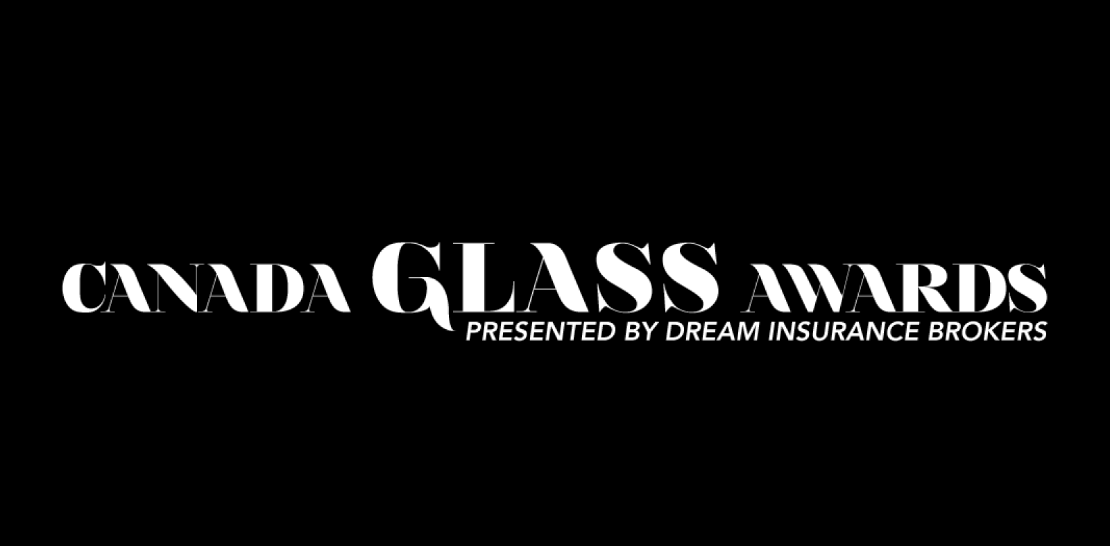 Canada Glass Awards Logo