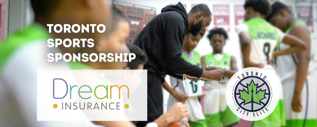 Dream Insurance Supports Local Boys' Basketball Dreams With Sponsorship of Toronto City Elite